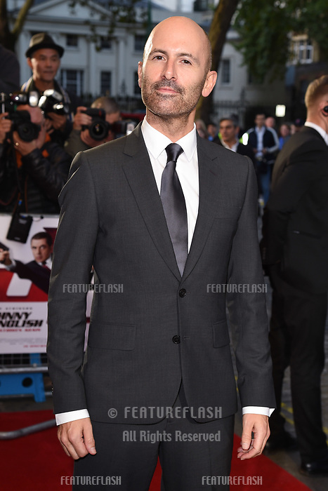LONDON, UK. October 03, 2018: David Kerr at the premiere of &quot;Johnny English Strikes Again&quot; at the Curzon Mayfair, London.<br /> Picture: Steve Vas/Featureflash