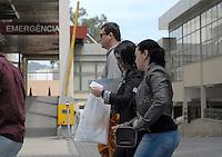 RIO DE JANEIRO, RJ, 21.11.2016 - PRISÃO-GAROTINHO - A ex governadora A ex-governadora Rosinha Garotinho atende jornalistas na frente do hospital Quinta D'or no Rio de Janeiro nesta segunda-feira, 21. (Foto: Marcus Victorio/Brazil Photo Press)