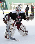 Katie Burt (BC - 33) - The Boston College Eagles practiced at Fenway on Monday, January 9, 2017, in Boston, Massachusetts.Katie Burt (BC - 33) - The Boston College Eagles practiced at Fenway on Monday, January 9, 2017, in Boston, Massachusetts.