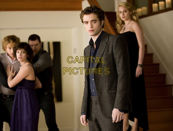 Jackson Rathbone, Ashley Greene, Kellan Lutz, Robert Pattinson and Nikki Reed<br /> in The Twilight Saga: Breaking Dawn - Part 2 (2012) <br /> *Filmstill - Editorial Use Only*<br /> FSN-D<br /> Image supplied by FilmStills.net