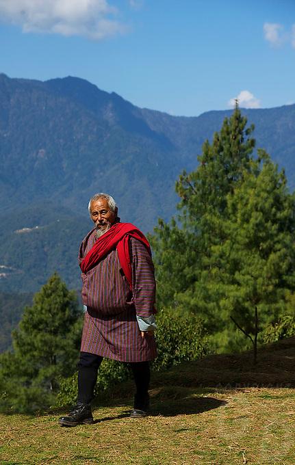 Talo Tshechu Festival with Dramitse Nga Cham (sacred Mask dance of Drum and Stick) Bhutan