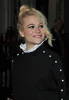 Victoria Louise &quot;Pixie&quot; Lott departs from the stage door after the &quot;Breakfast at Tiffany's&quot; evening performance, Theatre Royal Haymarket, Suffolk Street, London, England, UK, on Friday 09 September 2016.<br /> CAP/CAN<br /> &copy;CAN/Capital Pictures /MediaPunch ***NORTH AND SOUTH AMERICAS ONLY***