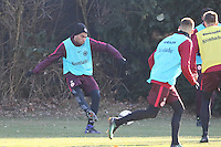 17.01.2017: Eintracht Frankfurt Training