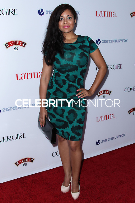 "HOLLYWOOD, CA - OCTOBER 03: Latina Magazine's ""Hollywood Hot List"" Party held at The Redbury Hotel on October 3, 2013 in Hollywood, California. (Photo by Xavier Collin/Celebrity Monitor)"