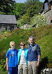 June 2014:  Wales, UK.  Ffald-y-Brenin, a place of retreat and blessing.   Fishguard, Pembrokeshire, Wales.