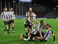 2014/12/04 Udinese vs Cesena Coppa Italia