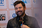 Spanish singer Miguel Poveda during the press conference and rehearsal of Festival Unicos. September 24, 2019. (ALTERPHOTOS/Johana Hernandez)