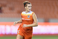 Houston, TX - Thursday Aug. 18, 2016: Cari Roccaro during a regular season National Women's Soccer League (NWSL) match between the Houston Dash and the Washington Spirit at BBVA Compass Stadium.