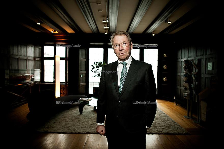 Oslo, Norge, 31.03.2011. Jens Ulltveit-Moe er en norsk investor. Han er grunnlegger og konsernsjef i industriselskapet Umoe. Foto: Christopher Olssøn.