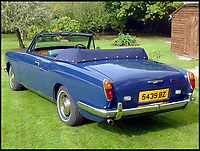 BNPS.co.uk (01202 558833)<br /> Pic: H&amp;H/BNPS<br /> <br /> Nice to drive you, to drive you nice - If you play your cards right you could pick up Brucie's old Roller.<br /> <br />  A classic Rolls-Royce, formally owned by the late Sir Bruce Forsyth, has emerged for sale, nearly 40 years after it was sold by the former Strictly Come Dancing host.<br /> <br /> The Rolls-Royce Corniche Convertible dates back to 1971 and was owned from new by the legendary entertainer until 1978.<br /> <br /> Since then it has had a string of other owners including Alpine Grant - the brother of musician Eddie Grant.<br /> <br /> The car itself is in pristine condition and its blue bodywork appears as new. <br /> <br /> Under the bonnet the car has a 6750cc V8 engine and could reach speeds of over 100mph.<br /> <br /> Over the years the soft top Corniche has been a real favourite for the rich and famous with other celebrities to own one including Paul McCartney, David Bowie, Tom Jones and Frank Sinatra.<br /> <br /> This one came into the possession of its current owner, and vendor in 2006, but now following Forsyth's recent death he has decided to sell it.<br /> <br /> It is being sold by H&amp;H auctioneers, Cambridgeshire, and could be yours for &pound;50,000