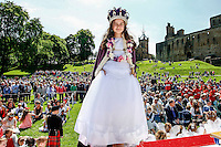 2016 LINLITHGOW GALA DAY