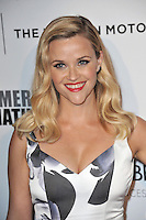 Reese Witherspoon at the 28th Annual American Cinematheque Award Gala honoring Matthew McConaughey at the Beverly Hilton Hotel.<br /> October 21, 2014  Beverly Hills, CA<br /> Picture: Paul Smith / Featureflash