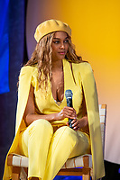 MIAMI, FL - MAY 11: Tyra Banks attends the Sports Illustrated Swimsuit On Location Day 2 at Ice Palace on May 11, 2019 in Miami, Florida. <br /> CAP/MPI140<br /> ©MPI140/Capital Pictures