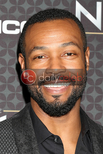 Isaiah Mustafa<br /> at the The NHL100 Gala, Microsoft Theater, Los Angeles, CA 01-27-17<br /> David Edwards/DailyCeleb.com 818-249-4998