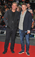 Shane Warne and guest at the &quot;Deepwater Horizon&quot; European film premiere, The Empire cinema, Leicester Square, London, England, UK, on Monday 26 September 2016.<br /> CAP/CAN<br /> &copy;CAN/Capital Pictures /MediaPunch ***NORTH AND SOUTH AMERICAS ONLY***