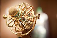 Jake von Slatt presents Girl Genius Radio Theater Microphone during Steamcon II (2010) at the Marriott Hotel in Seattle, Washington on Saturday, Nov. 20, 2010.