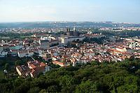 PRAGA, REPÚBLICA TCHECA - 13.06.2007 – TURISMO-PRAGA – Vista da cidade de Praga na República Tcheca. (Foto: Ricardo Botelho/Brazil Photo Press)