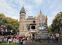 Nederland Oisterwijk 2015 09 20.  Het Raadhuis aan De Lind in Oisterwijk