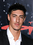 """HOLLYWOOD, CA. - December 17: Actor Eric Balfour arrives at the Los Angeles premiere of """"The Spirit"""" at the Grauman's Chinese Theater on December 17, 2008 in Hollywood, California."""