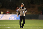 14 December 2007: University of North Carolina head coach Elmar Bolowich. The Ohio State University Buckeyes defeated the University of Massachusetts Minutemen 1-0 at SAS Stadium in Cary, North Carolina in a NCAA Division I Mens College Cup semifinal game.