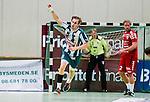 Stockholm 2013-11-10 Handboll Elitserien Hammarby IF - Eskilstuna Guif :  <br /> jublar efter ett ha gjort ett m&aring;l<br /> (Foto: Kenta J&ouml;nsson) Nyckelord:  jubel gl&auml;dje lycka glad happy