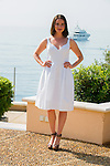US actress Ashleigh Brewer poses during a photocall for the TV show 'The Bold and the Beautiful' as part of the 54th Monte-Carlo Television Festival on June 8, 2014 in Monaco.