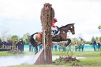 02-AUS-RIDERS: 2015 IRL-Tattersalls International Horse Trial