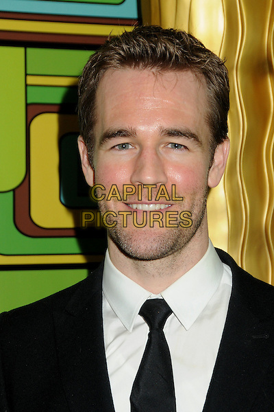JAMES VAN DER BEEK.HBO 2011 Post Golden Globe Awards Party held at The Beverly Hilton Hotel, Beverly Hills, California, USA..January 16th, 2011.headshot portrait black white stubble facial hair .CAP/ADM/BP.©Byron Purvis/AdMedia/Capital Pictures.