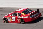 Feb 08, 2009; 1:15:56 PM; Daytona Beach, FL, USA; NASCAR Sprint Cup Series qualifying for the Daytona 500 at Daytona International Speedway.  Mandatory Credit: (thesportswire.net)