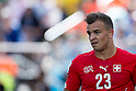 Xherdan Shaqiri (SUI), JULY 1, 2014 - Football / Soccer : FIFA World Cup Brazil 2014 Round of 16 match between Argentina 1-0 Switzerland at Arena de Sao Paulo in Sao Paulo, Brazil. (Photo by Maurizio Borsari/AFLO)