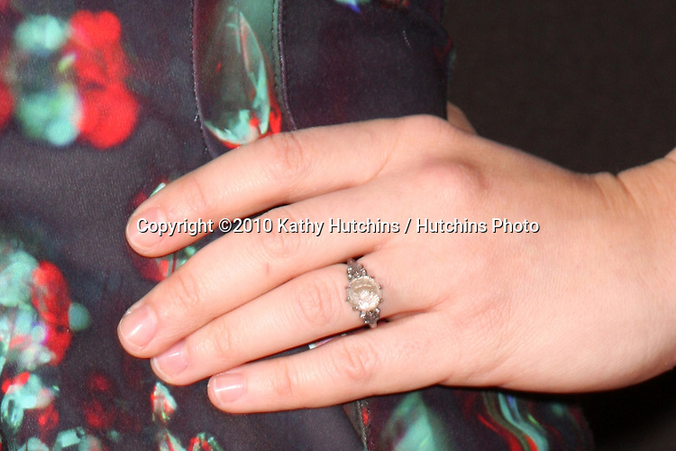Anna Paquin.arriving at the 2010 Costume Designer's Guild Awards.Beverly Hilton Hotel.Beverly Hills, CA.February 25, 2010.©2010 Kathy Hutchins / Hutchins Photo....