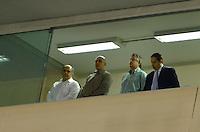 SÃO PAULO, SP, 03 DE SETEMBRO DE 2013 - CAMPEONATO BRASILEIRO SÉRIE B - PALMEIRAS x CHAPECOENSE: Paulo Nobre (camisa verde) durante partida Palmeiras x Chapecoense, válida pela 19ª rodada do Campeonato Brasileiro 2013 Série B, disputada no estádio do Pacaembu em São Paulo. FOTO: LEVI BIANCO - BRAZIL PHOTO PRESS.