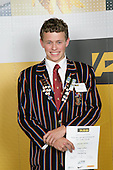 Boys Orienteering winner Jourdan Harvey. ASB College Sport Young Sportperson of the Year Awards 2007 held at Eden Park on November 15th, 2007.