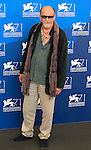 """Actor Misha Gomiashvili poses during a photocall of the movie """"The President"""" presented in the """"Orizzonti"""" selection at the 71st Venice Film Festival on August 27, 2014 at Venice Lido."""