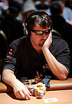 Team Pokerstars Pro Chris Moneymaker is over 200K in chips after day 1.