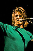 1999: DAVID BOWIE - Hours Tour of Europe