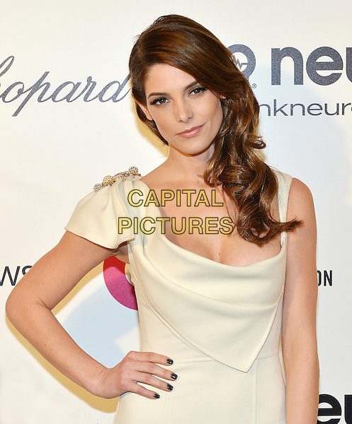 02 March 2014 - West Hollywood, California - Ashley Greene. 22nd Annual Elton John Academy Awards Viewing Party held at West Hollywood Park.  <br /> CAP/ADM/CC<br /> &copy;ChewAdMedia/Capital Pictures