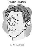 Poets' Corner. 6. W.H.Auden.
