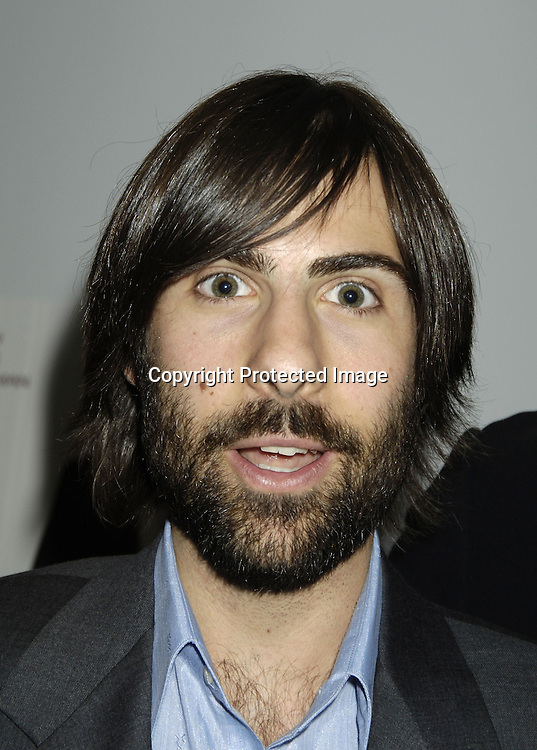 "Jason Schwartzman ..at a special  screening of ""Shopgirl"" on October 17, 2005 hosted by Tina Brown and Harry Evans at the New Beekman  Theatre. ..Photo by Robin Platzer, Twin Images"