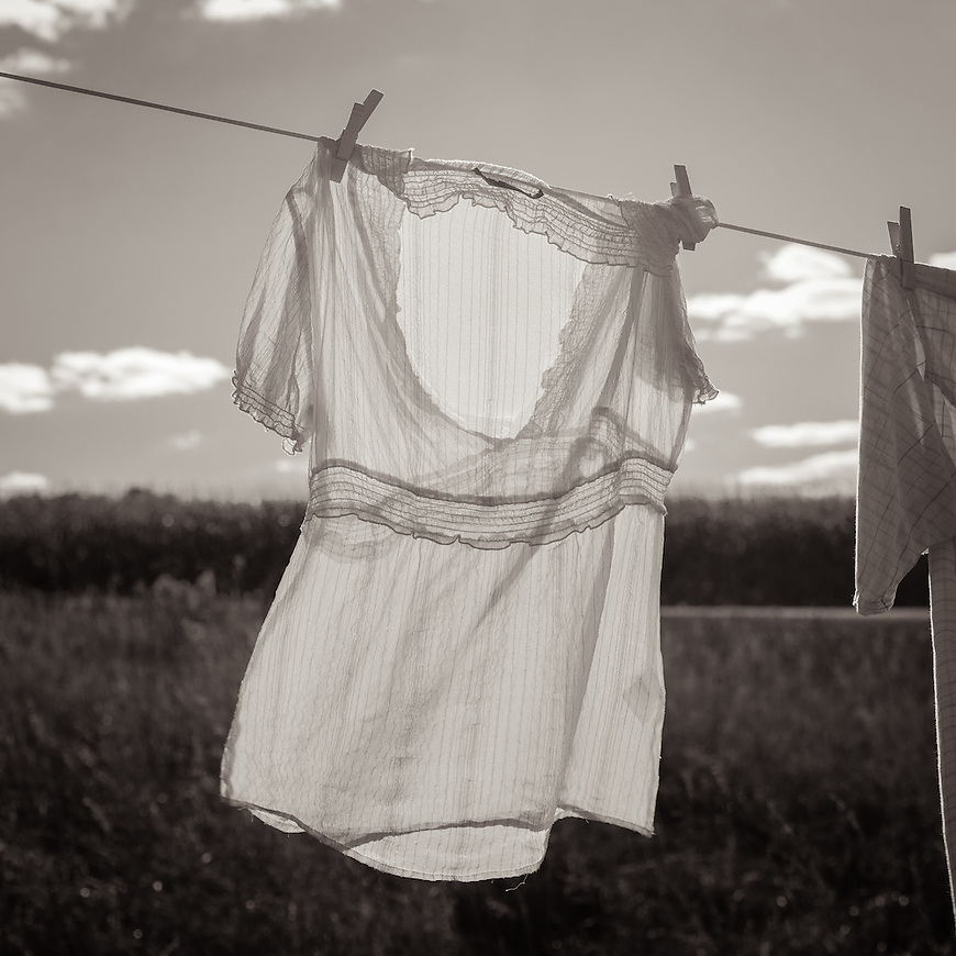 "My image ""Clothesline"" was selected as one of only 20 winners in the FOCUA Photo LA competition and was exhibited at the 25th Annual International Los Angeles Photographic Art Exposition."