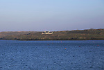 Farmhouse croft on Ringarogy Island, Roaringwater Bay, County Cork, Ireland, Irish Republic