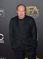 LOS ANGELES, CA. November 04, 2018: Hans Zimmer at the 22nd Annual Hollywood Film Awards at the Beverly Hilton Hotel.<br /> Picture: Paul Smith/Featureflash