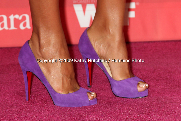 Dania Ramirez arriving at the Women in Film Annual Crystal & Lucy Awards at the Century Plaza Hotel in Century City , CA on June 12, 2009.  .©2009 Kathy Hutchins / Hutchins Photo.