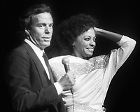 Julio Iglesias Diana Ross 1982<br /> Photo By Adam Scull/PHOTOlink.net