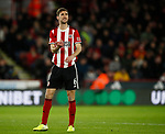 Chris Basham of Sheffield Utd during the Premier League match at Bramall Lane, Sheffield. Picture date: 10th January 2020. Picture credit should read: Simon Bellis/Sportimage
