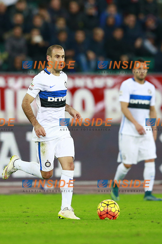 Rodrigo Palacio Inter,  <br /> Bari 24-11-2015 Stadio San Nicola <br /> Football Calcio Trofeo San Nicola 2015 Bari - Inter<br /> Foto Cesare Purini / Insidefoto