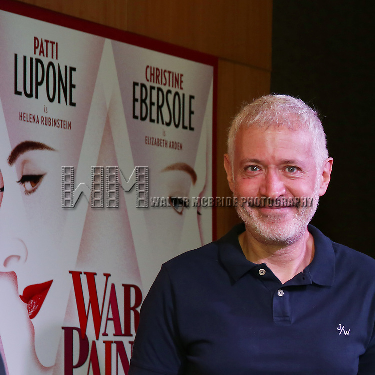 """Composer Scott Frankel discusses """"War Paint"""" On Broadway at Barnes & Noble 86th Street on July 14, 2017 New York City."""