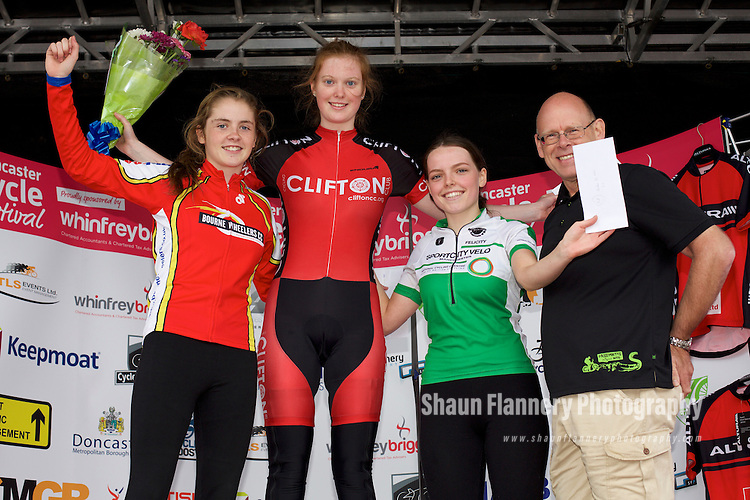 Pix: Shaun Flannery/shaunflanneryphotography.com<br /> <br /> COPYRIGHT PICTURE&gt;&gt;SHAUN FLANNERY&gt;01302-570814&gt;&gt;07778315553&gt;&gt;<br /> <br /> 19th June 2016<br /> Doncaster Cycle Festival 2016
