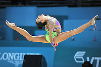 August 30, 2013 - Kiev, Ukraine - JANA BEREZKO of Germany performs at 2013 World Championships.