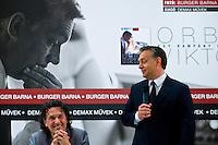 Orban Viktor book premiere